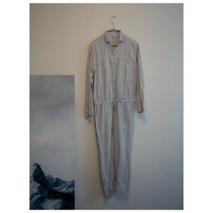 Grey/White Overalls from Wilfred